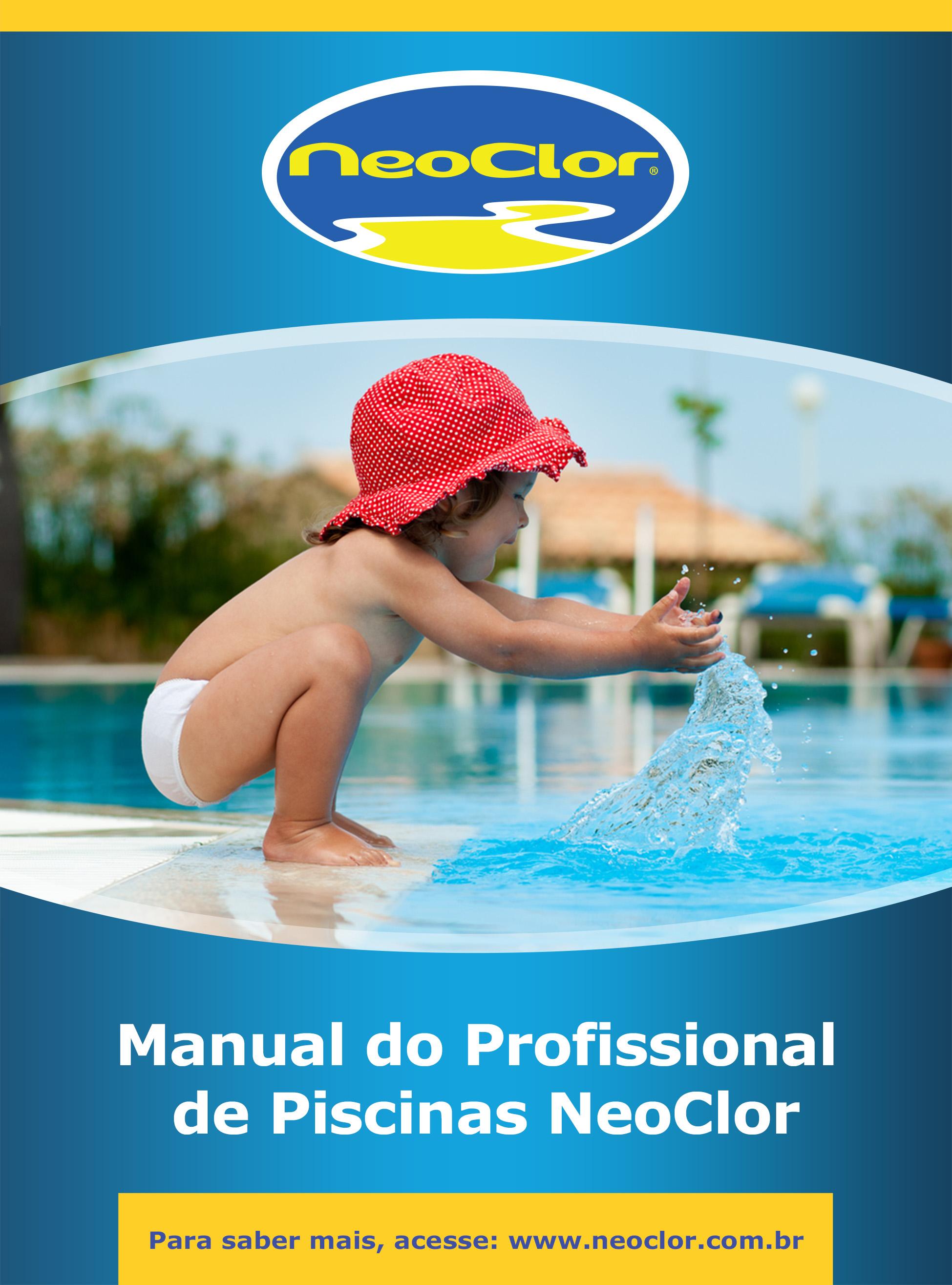 Manual do Profissional de Piscinas