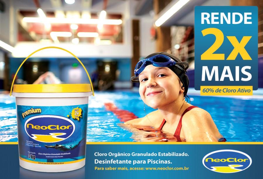 Anúncio Publicitário - Cloro Premium